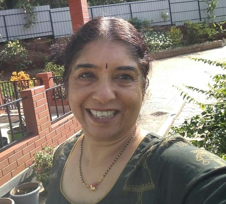 Kavitha KR